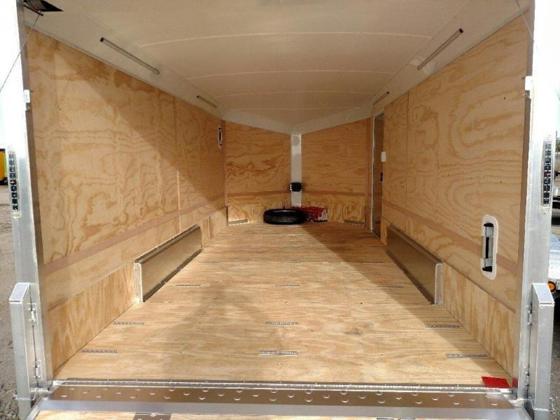2018 NEO Trailers 7.5 x 16 Plus V-Front NAM Series Trailer