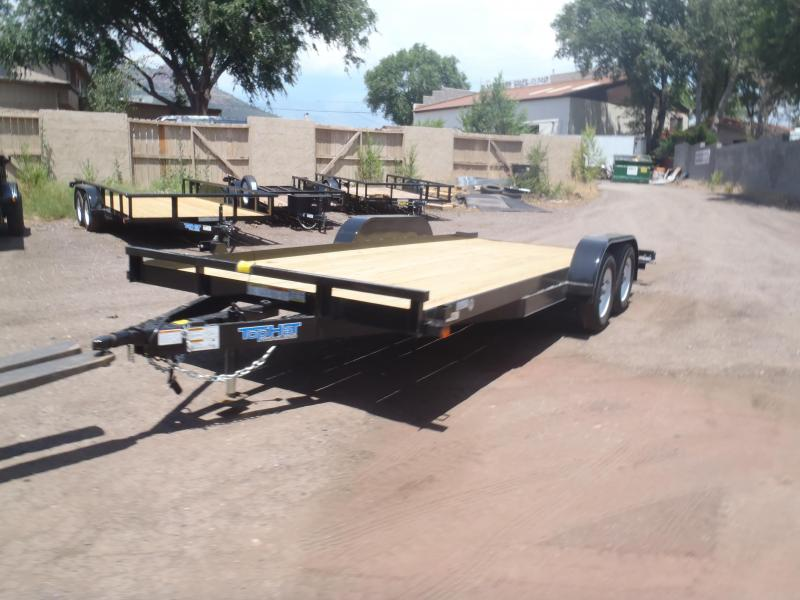 83 X 18 Carhauler / Racing Trailer 7000# GVW