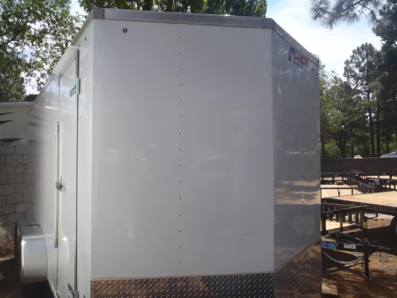 7X16 OB Cargo Enclosed Cargo 7' Tall
