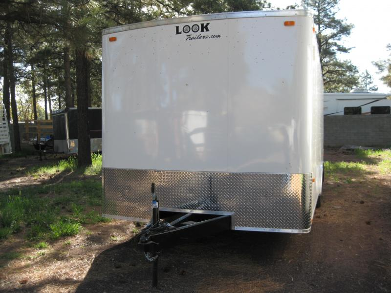 8.5 X 20 ST Cargo / Enclosed 7K GVW