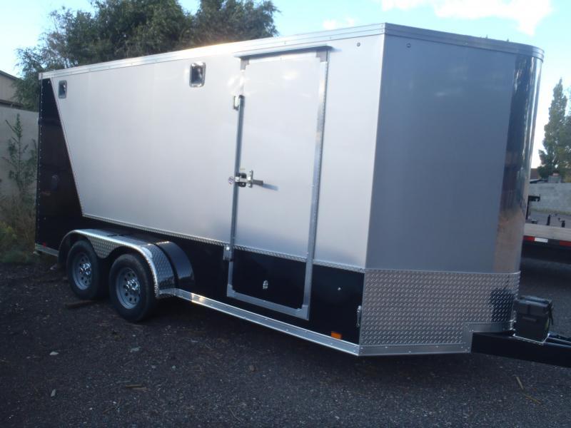 7X16 Vision Enclosed Cargo / Enclosed Trailer in Ashburn, VA