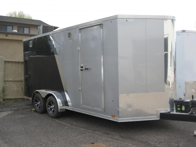 7X16 Vision Enclosed Cargo / Enclosed Trailer
