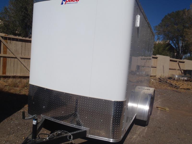 6x10 Outback Enclosed Trailer Ramp Door