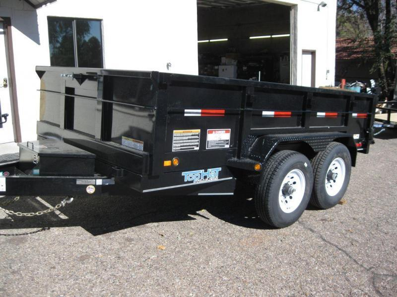 7 X 12 12000 lb G.V.W. Dump Trailer in Ashburn, VA