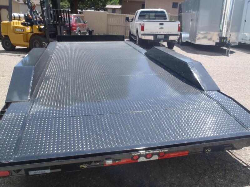 102X18 Equipment Hauler 10K STEEL Floor