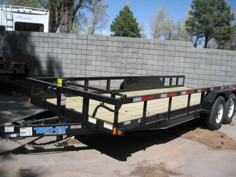 83X16 Heavy Hauler 14K Equipment Trailer in Ashburn, VA