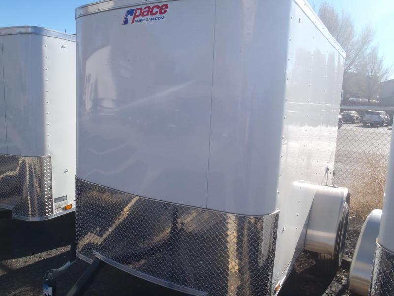 5x8 ST Enclosed Trailer and Barn Doors