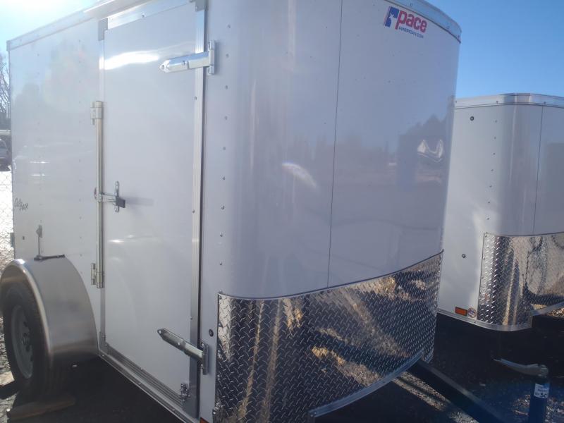 5x8 ST Enclosed Trailer and Barn Doors in Ashburn, VA