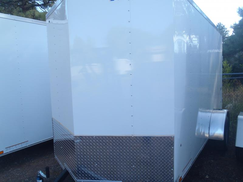 6x12 ST Cargo V-nose  6