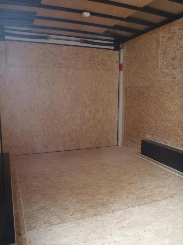 8.5X16 Cargo Enclosed Cargo / Enclosed Trailer