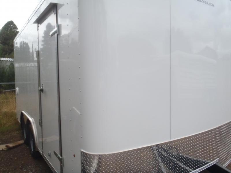 8.5X16 Cargo Enclosed Cargo / Enclosed Trailer