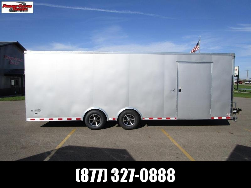 2019 BRAVO STP SERIES 24' ENCLOSED RACE HAULER in Ashburn, VA