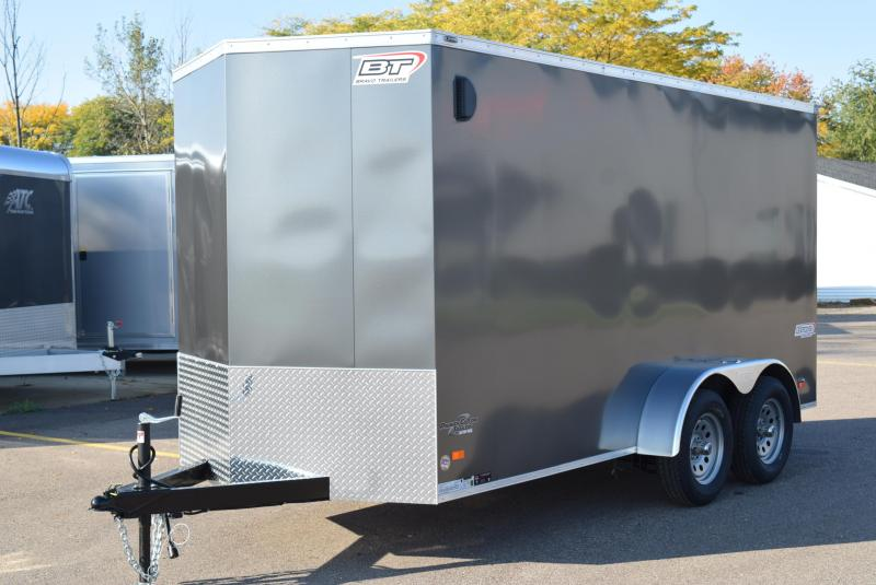 2019 BRAVO SCOUT 6x14 ENCLOSED CARGO TRAILER