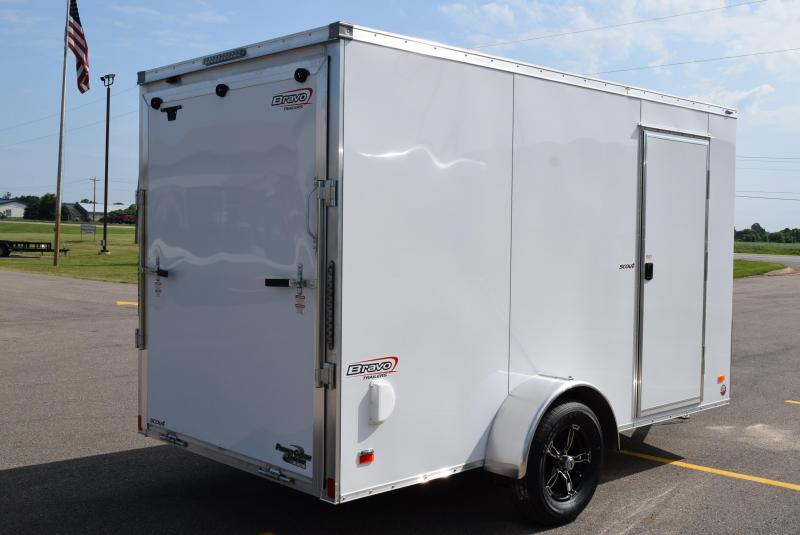 Steel Frame Cargo | Custom Enclosed and Open Trailers