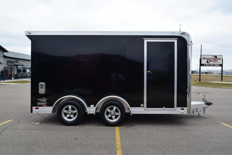 Motorcycle Trailers Custom Enclosed And Open Trailers