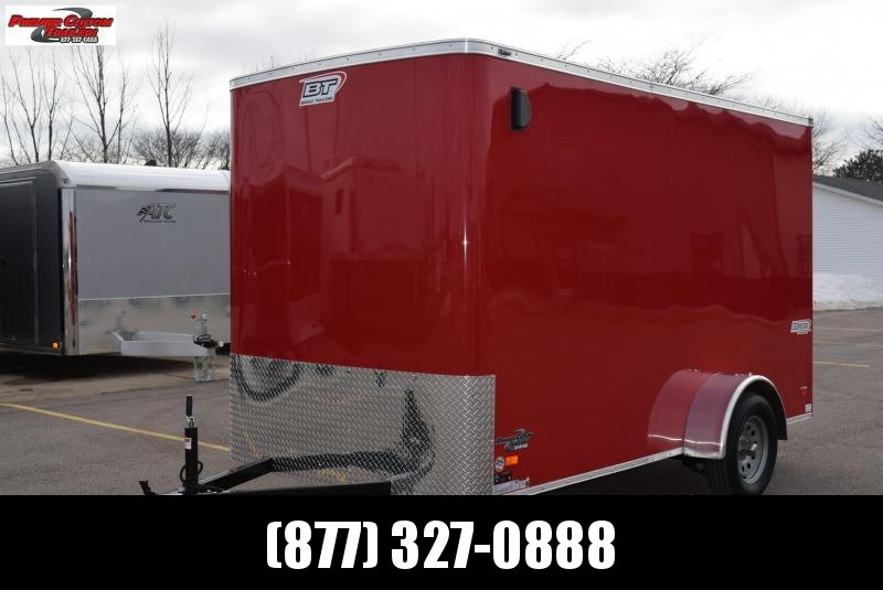 2019 BRAVO SCOUT 6X12 ENCLOSED CARGO TRAILER in Ashburn, VA