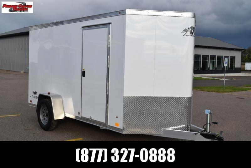 2019 ATC ALL ALUMINUM 6x12 CARGO TRAILER in Ashburn, VA