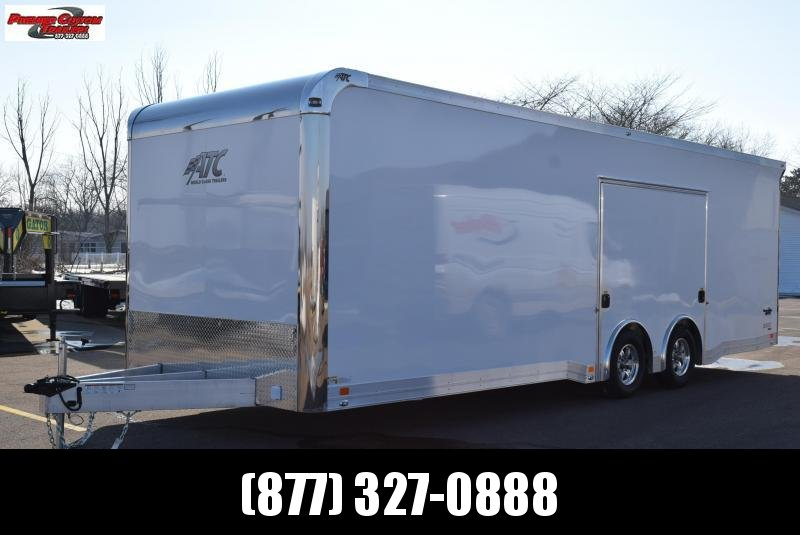 2019 ATC 26' ALL ALUMINUM RACE HAULER w/CH305 PACKAGE