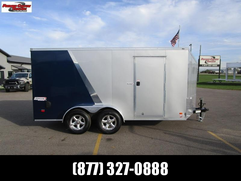 2019 BRAVO 7x14 SCOUT ENCLOSED CARGO TRAILER in Ashburn, VA
