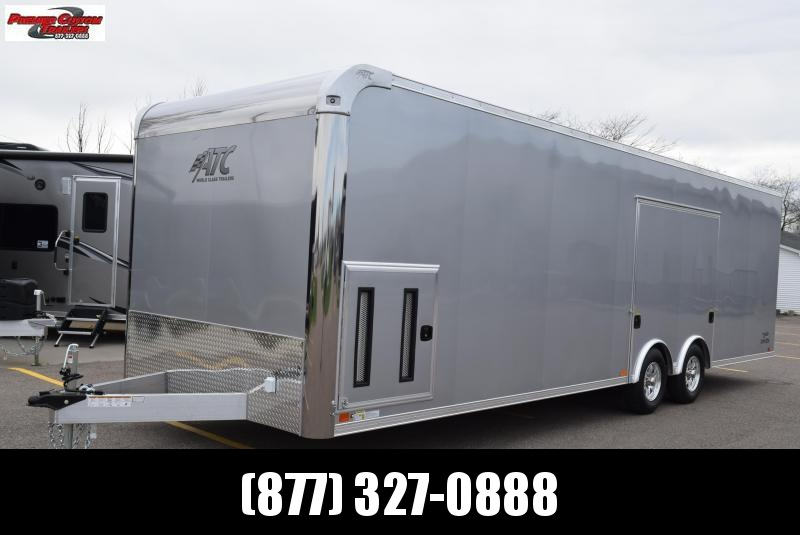 2019 ATC 28 ft RAVEN PLUS SERIES ALL ALUMINUM CAR HAULER in Ashburn, VA
