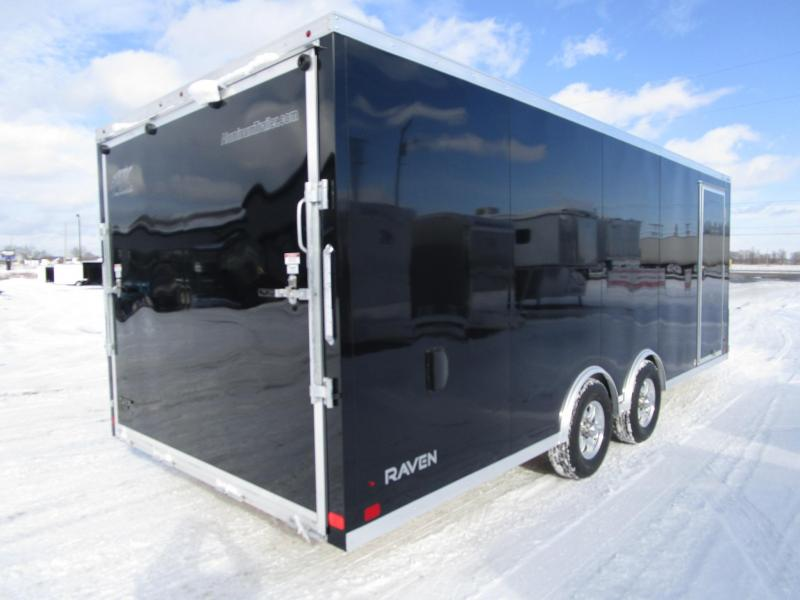 2018 ATC 26' ALLSPORT ALL ALUMINUM CAR/SNOWMOBILE HAULER