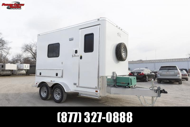 2019 7x12 ATC FIBER OPTIC SPLICING TRAILER PLUS PKG w/5.5k GENERATOR in Ashburn, VA