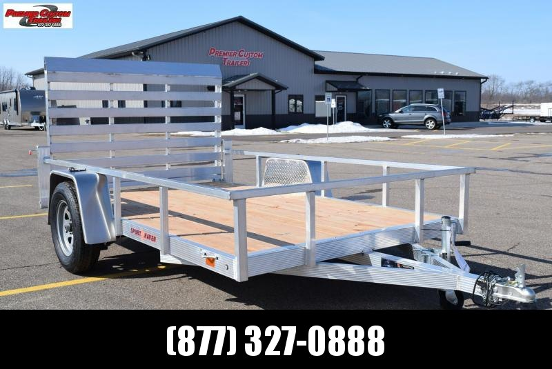 2019 SPORT HAVEN 6x10 OPEN UTILITY TRAILER in Ashburn, VA