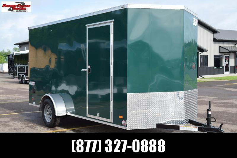 2020 BRAVO 6x14 SCOUT ENCLOSED CARGO TRAILER w/ ELECTRIC BRAKES in Ashburn, VA