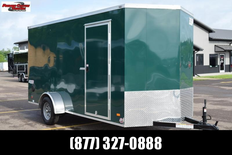 2020 BRAVO 6x14 SCOUT ENCLOSED CARGO TRAILER w/ ELECTRIC BRAKES in Ashburn, VA