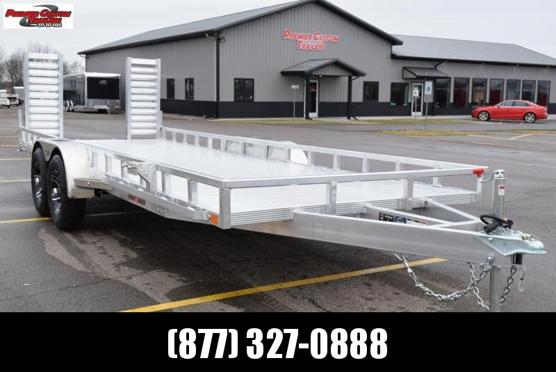 2019 SPORT HAVEN 7x20 HEAVY DUTY UTILITY TRAILER in Ashburn, VA