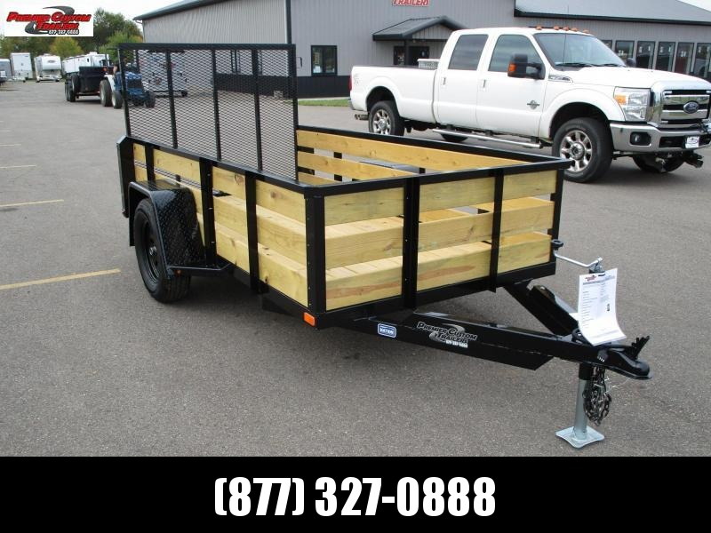 2019 NATION 5x10 UTILITY TRAILER in Ashburn, VA