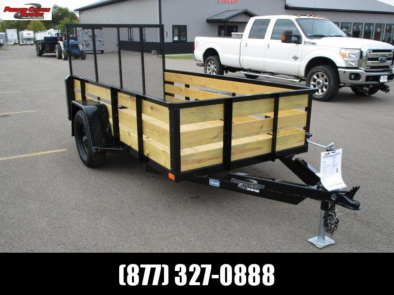 2019 NATION 5x10 UTILITY TRAILER