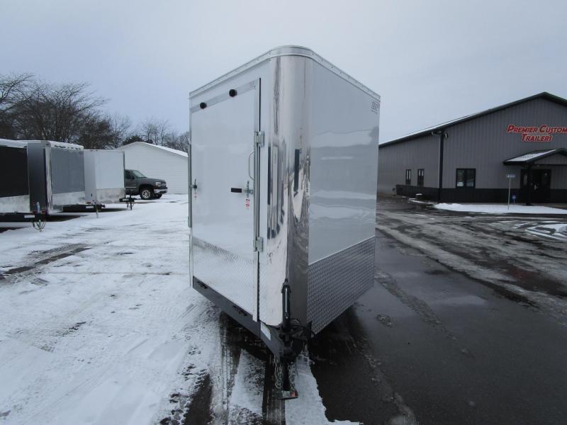 2019 BRAVO SCOUT 23' ENCLOSED SNOWMOBILE/UTV TRAILER