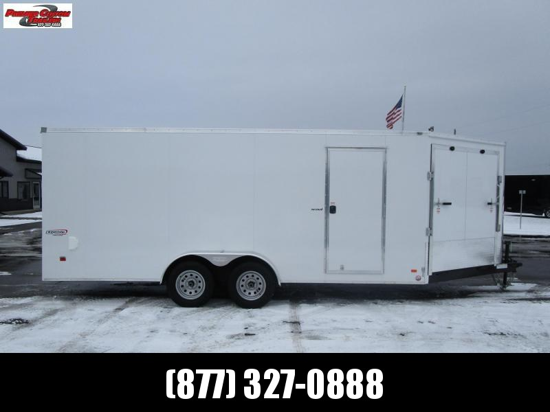 2019 BRAVO SCOUT 23' ENCLOSED SNOWMOBILE/UTV TRAILER in Ashburn, VA