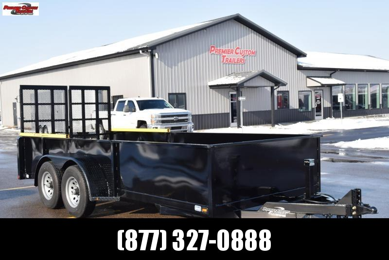 2019 NATION 6x16 SCISSOR LIFT TRAILER