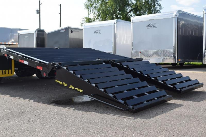 2019 GATORMADE 30+5 TANDEM DUAL ELITE GOOSENECK HEAVY EQUIPMENT TRAILER