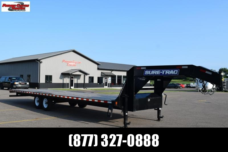 Used Gooseneck for sale | Gooseneck Trailers For Sale