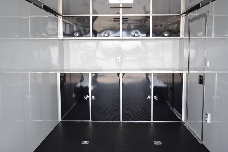 2019 ATC 24' QUEST ALL ALUMINUM RACE HAULER w/CH305 PACKAGE