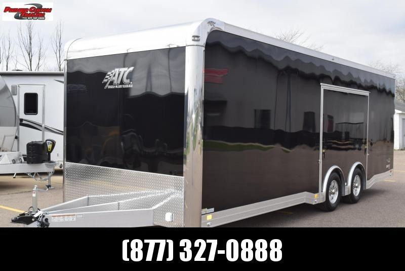 2019 ATC 24' QUEST ALL ALUMINUM RACE HAULER w/CH305 PACKAGE in Ashburn, VA