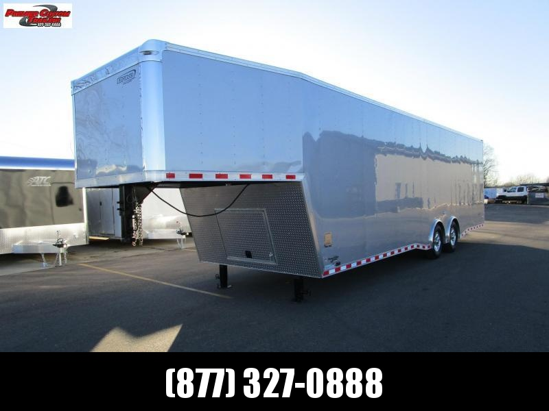 2019 BRAVO 36' STAR GOOSENECK RACE TRAILER in Ashburn, VA