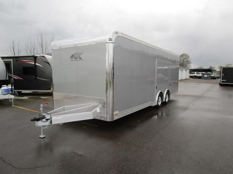 2019 ATC 24' QUEST w/ CH205 ALL ALUMINUM RACE HAULER