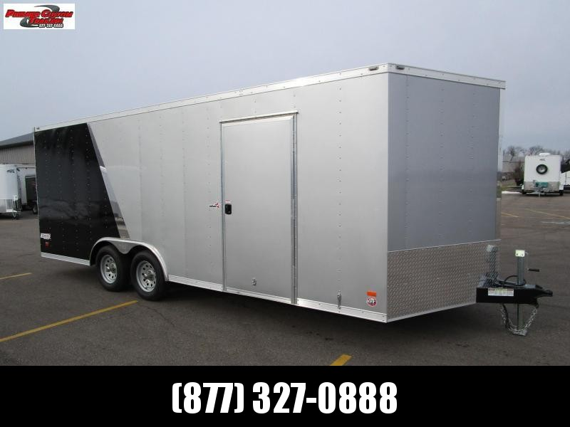 2019 BRAVO 8.5x20 STAR SERIES ENCLOSED CAR HAULER in Ashburn, VA
