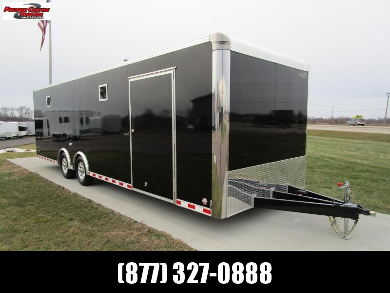 2019 BRAVO STP SERIES 28' ENCLOSED RACE HAULER in Ashburn, VA