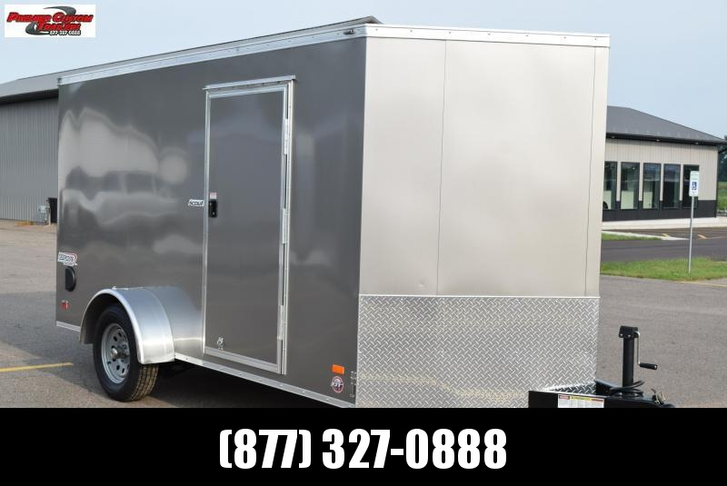 2019 BRAVO 7x12 SCOUT ENCLOSED CARGO TRAILER in Ashburn, VA