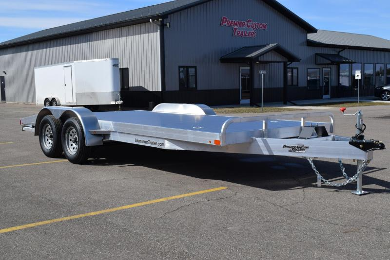 Home Custom Enclosed And Open Trailers
