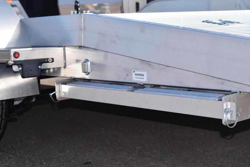 2019 ATC 18' ARROW CH ALUMINUM OPEN CAR HAULER
