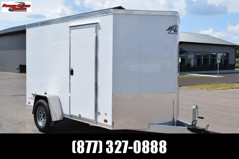 2019 ATC ALL ALUMINUM 6x10 CARGO TRAILER in Ashburn, VA