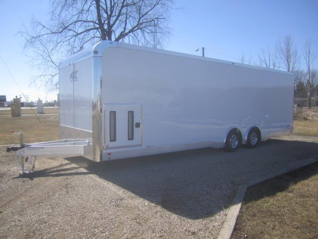 2019 ATC 28' ALL ALUMINUM RACE HAULER w/CH405 PACKAGE