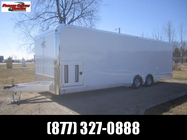 2019 ATC 28' ALL ALUMINUM RACE HAULER w/CH405 PACKAGE in Ashburn, VA