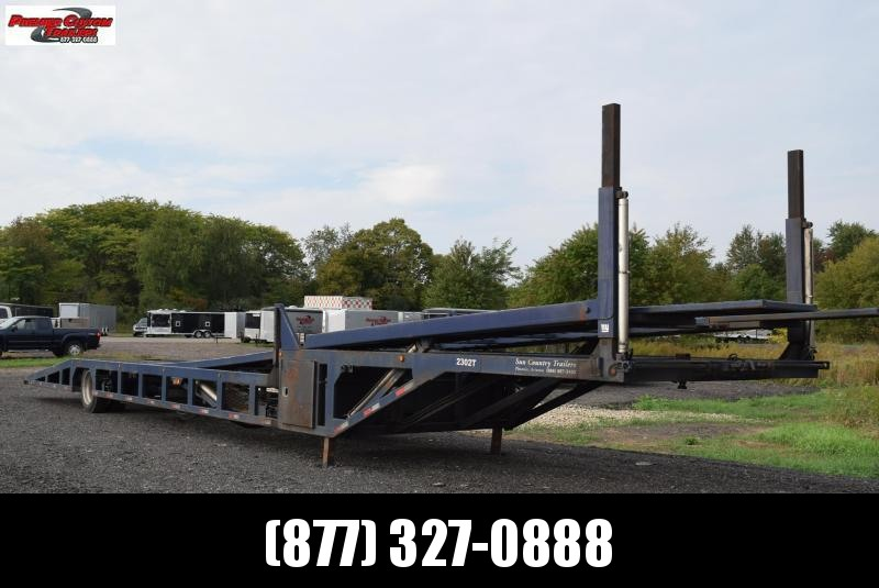 2012 SUN COUNTRY 53' AUTO TRANSPORT TRAILER in Ashburn, VA